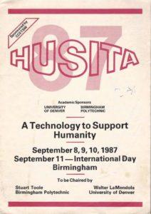 thumbnail of husITa 1987 programme